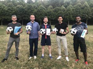 Coupe du Monde de football 2018 concours
