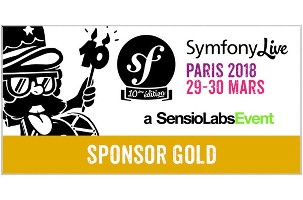 Logo Symfony Live Paris Sponsor Webnet