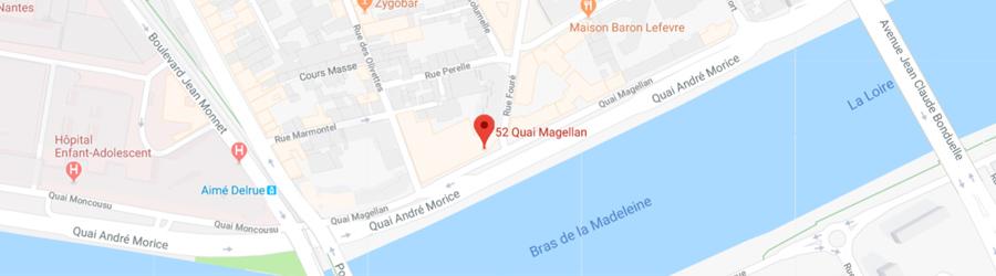 52, Quai Magellan 44 000, Nantes