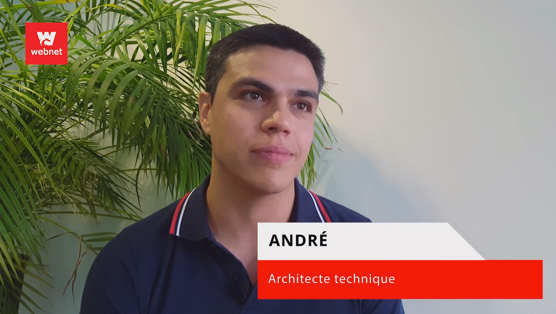 Photo Interview Architecte technique André Tapia