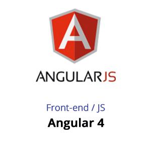 Formation Angular JS - Angular 4