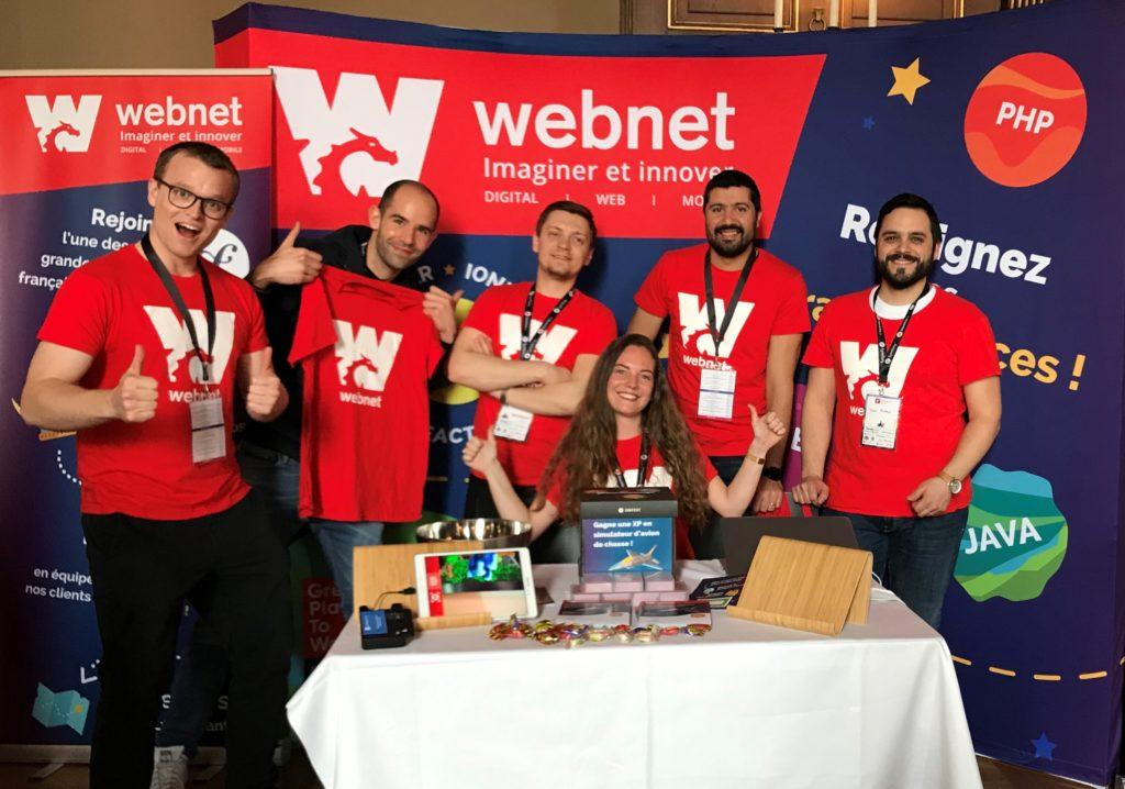 SymfonyLive 2019_Webnet_journée 1
