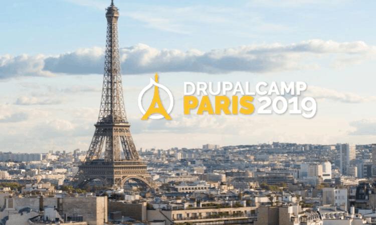 Drupal Camp logo webnet