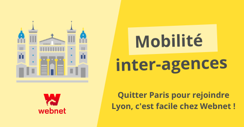 mobilité inter-agence